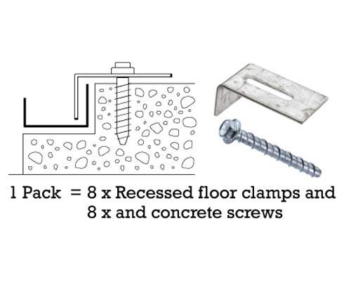 Storite - Recessed-Floor-Clamps